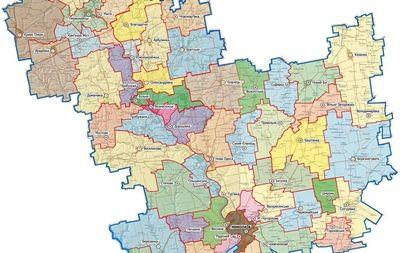Николаевская облгосадминистрация направила в Кабмин план формирования территорий громад области