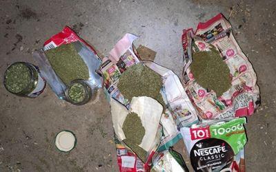У жителя Новоодесского района полицейские изьяли наркотики и патроны (Фото)