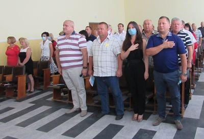 В Новой Одессе состоялась пленарное заседание тридцать четвёртой сессии районного совета седьмого созыва