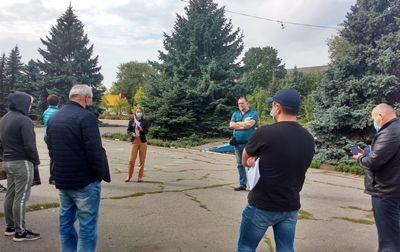 В Еланце прошло рабочее совещание по вопросам предотвращения распространения COVID - 19