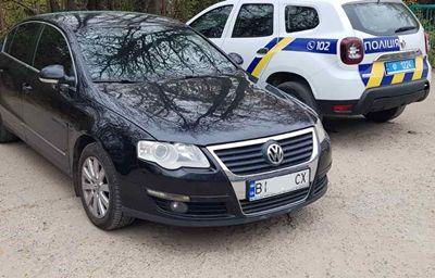 В Новой Одессе мужчина пытался перерегистрировать автомобиль с поддельными документами