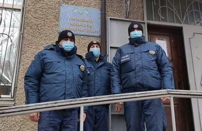 Новоодесский районный суд взяла под защиту Служба судебной охраны
