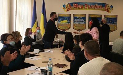 Как прошла первая сессия восьмого созыва Еланецкого сельского совета