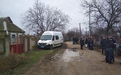 В Новоодесском районе произошло убийство (Фото)