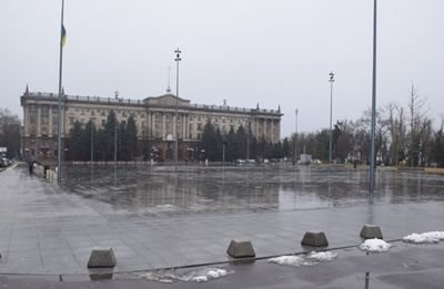 Городская власть заплатит штраф почти в два миллиона гривен за Серую площадь