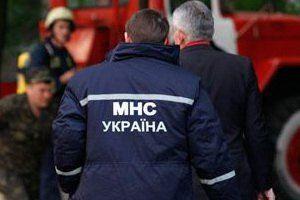 В Новой Одессе из-за короткого замыкания загорелась летняя кухня