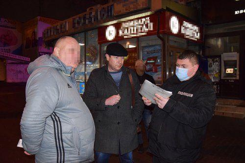 В Николаеве работники полиции и СБУ задержали на взятке руководителя государственной исполнительной службы одного из районов