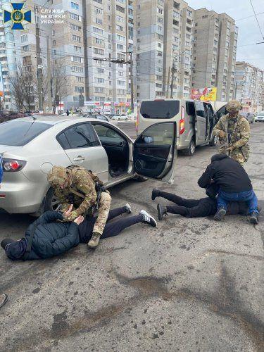 В Николаеве СБУ нейтрализовала организованную группировку, которое держало в страхе жителей региона (Фото)