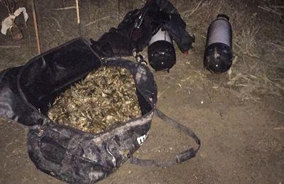 В Новоодесском районе поймали браконьера который с помощью незаконных орудий выловил более тысячи раков