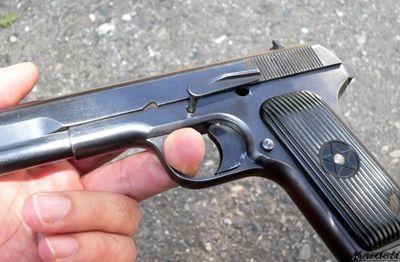 """В Николаеве женщина выстрелила в себя из пистолета """"ТТ"""""""