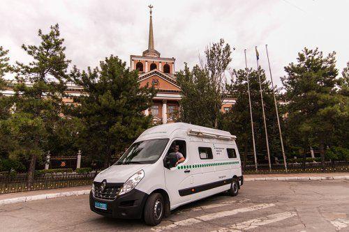 Услуги сервисных центров МВД доступны в каждом уголке Николаевской области