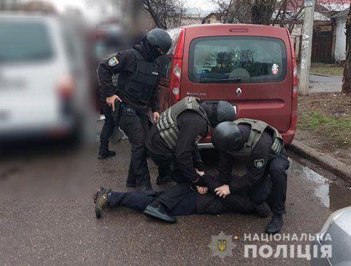 В Николаеве задержали таксиста который расстрелял девушку (Фото, Видео)