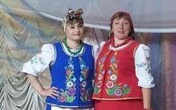 Юмористический дуэт из Еланенщины, занял призовое место на всеукраинском фестивале