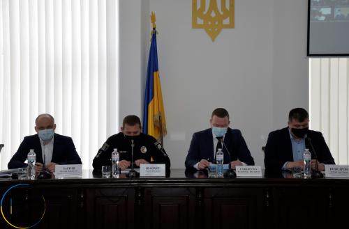 У прокуратурі відбулась координаційна нарада керівників правоохоронних органів Миколаївщини