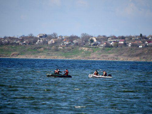 В Николаеве спасатели ищут утонувшего рыбака