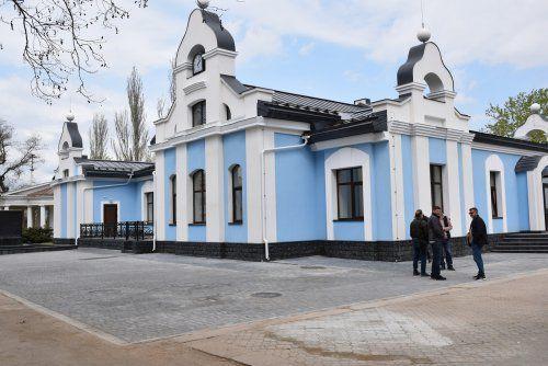 У Миколаєві закінчено реставрацію  «Обласний шахово-шашковий клуб» імені Миколи Шелеста