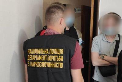 Николаевские полицейские задержали очередного закладчика